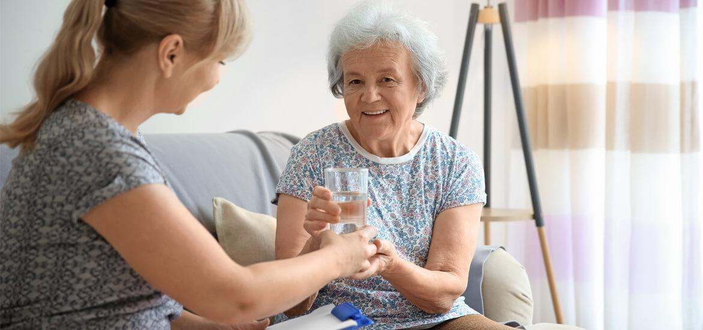 Seniorenbetreuung 24-Stunden-Pflege