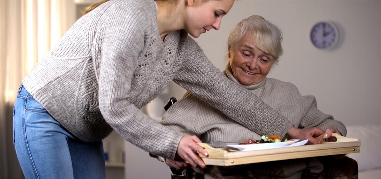 Pflege von Demenzkranken