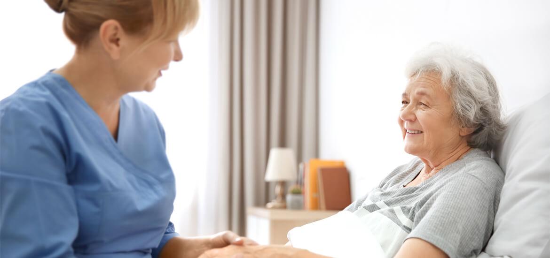 Pflegebedürftigen