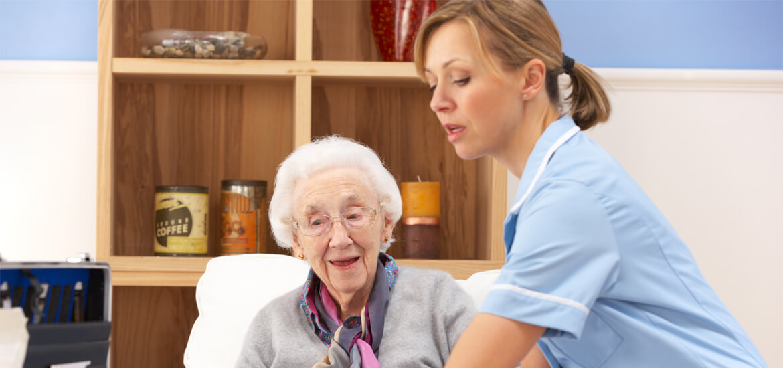 Betreuung in häuslicher Gemeinschaft